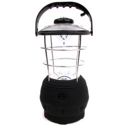Super Bright Crank Dynamo Lantern- with Built In Compass- 18