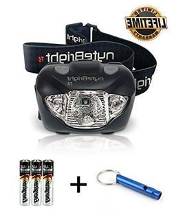 LED Headlamp Flashlight with Red Light – Brightest Headlig
