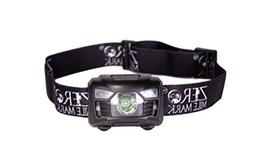 Zero Mile Mark LED Headlamp – Rechargeable via USB Cord In