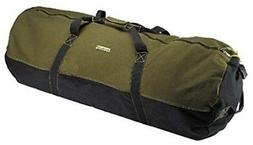 NEW Ledmark Heavyweight Cotton Canvas Outback Duffle Bag Gia