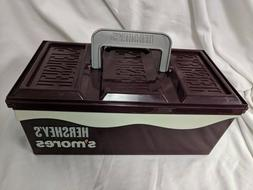 Hershey's 01211HSY S'mores Caddy with Tray Brown
