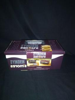 Hersheys Smores Caddy with Removable Tray and Carrying Handl