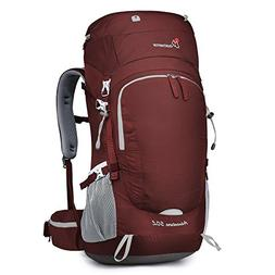 Mountaintop 60L Hiking Backpack with Rain Cover