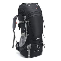 Mountaintop 65L Outdoor Hiking Backpack Camping Backpack Int