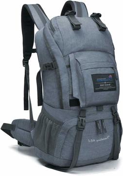 Hiking Backpack Outdoor Mountain Climbing Sports & Camping G