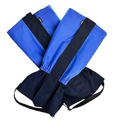 George Jimmy Hiking/Climbing/Camping/Skiing Shoes Gaiter For