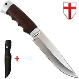 Grand Way Knife Hunting - Fixed Blade Knife - Large Bushcraf