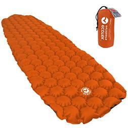 ECOTEK Outdoors Hybern8 Ultralight Inflatable Sleeping Pad H