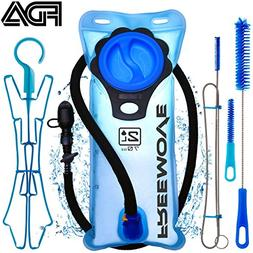 2L Hydration Pack Water Bladder & Cleaning Kit | BEST CHOICE