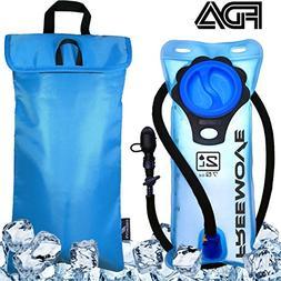 2L Hydration Pack Water Bladder & Cooler Bag   KEEPS DRINK C