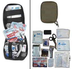 QSF IFAK/Gunshot Trauma Kit MOLLE Carrying Pouch Storage Cas