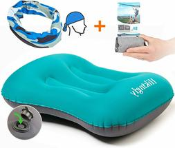 Inflatable Camping Pillow Lightweight, Portable and Compact