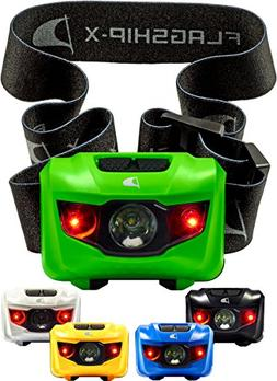 Insane Sale Flagship-X Waterproof CREE LED Camping Headlamp