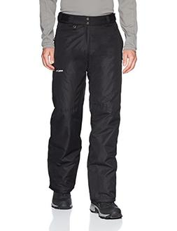Arctix Men's Overalls Tundra Bib With Added Visibility,Black