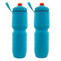 Polar Bottle 2 Pack Insulated Water Bottle 24 Oz BPA Free Sp
