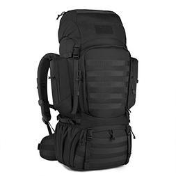 a507ff0a329a Mardingtop 60L Internal Frame Backpack Tactical Military Mol
