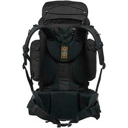 AmazonBasics Internal Frame Hiking Backpack with Rainfly, 75