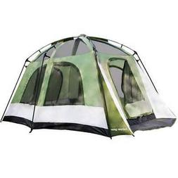 Tahoe Gear Jasper 7 Person Small to Mid-Sized Family Cabin D