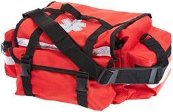 "Primacare KB-RO74-R Trauma Bag, 7"" Height x 17"" Width x 9"" D"