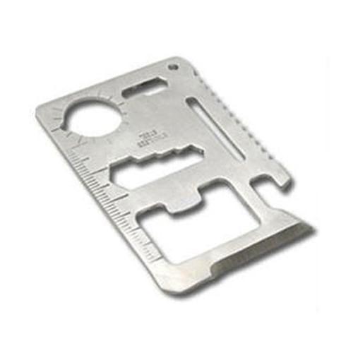 1 pocket survival credit card