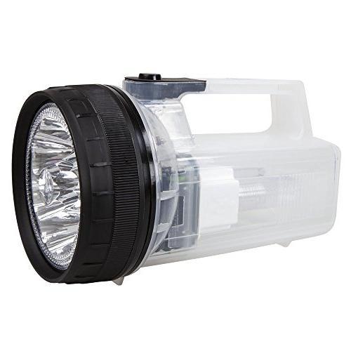 1 spotlight flashlight lantern