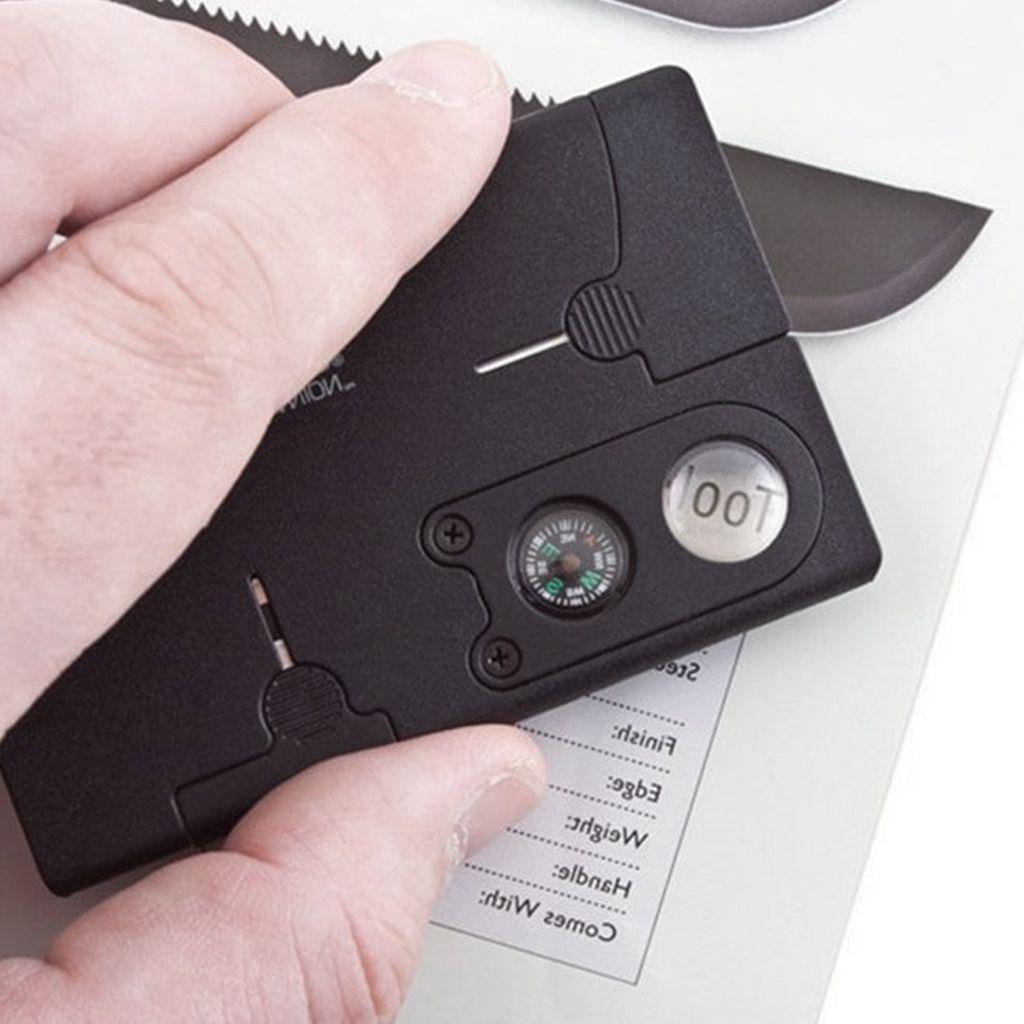 10 1 Multi-functional Pocket Utility Tool Gifts for Gear