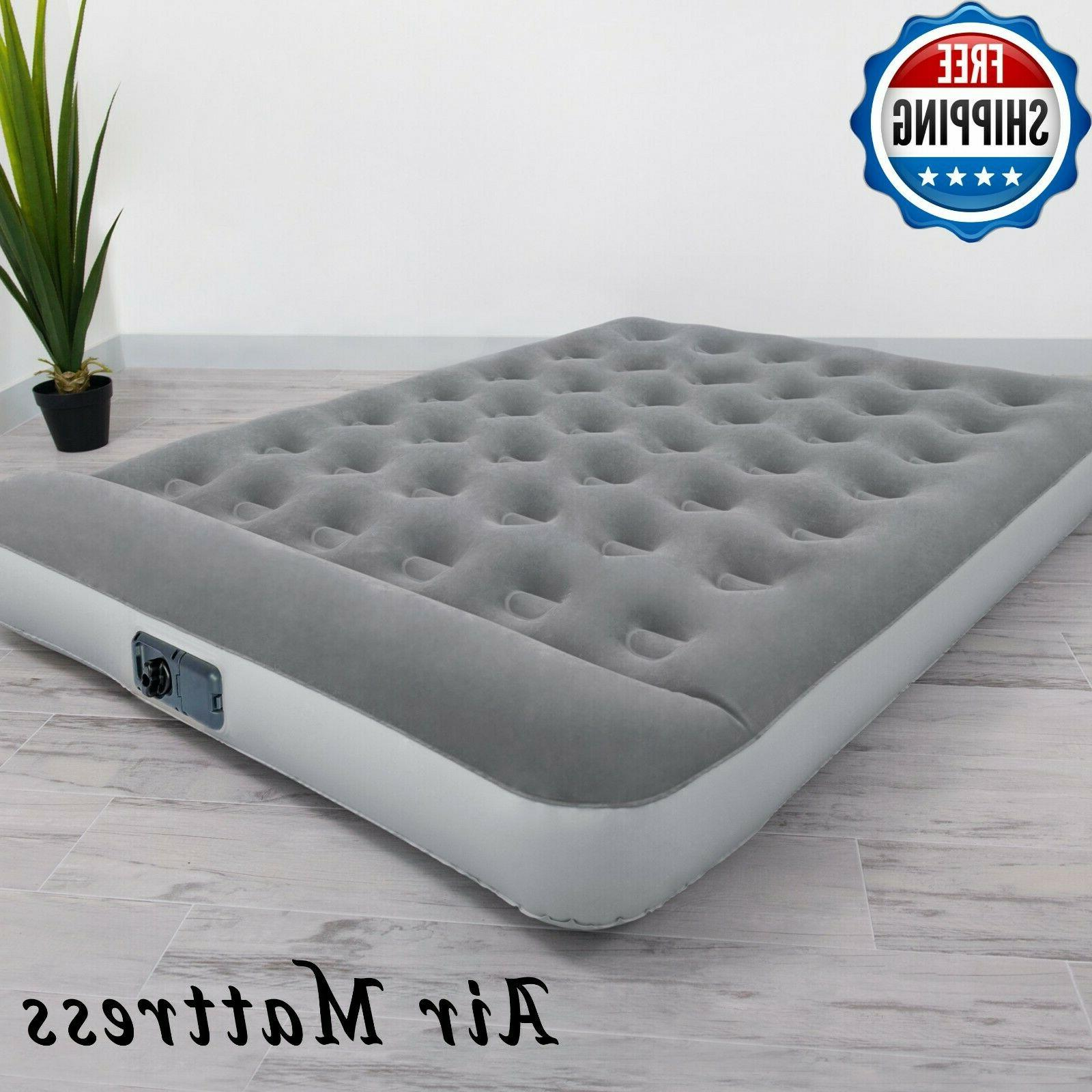 12in air mattress with built in ac