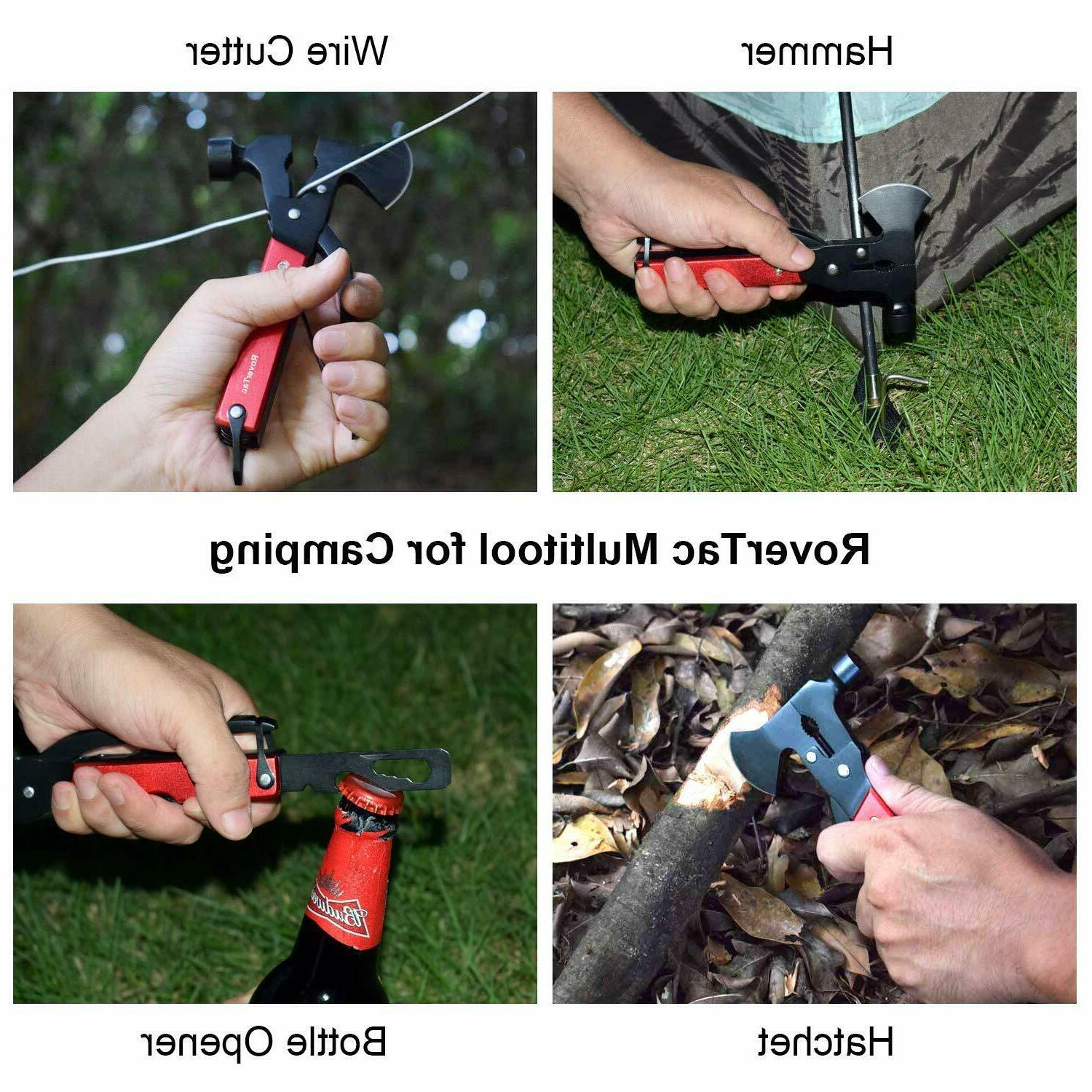 Camping gear, Survival Car Tool Durable Black ...