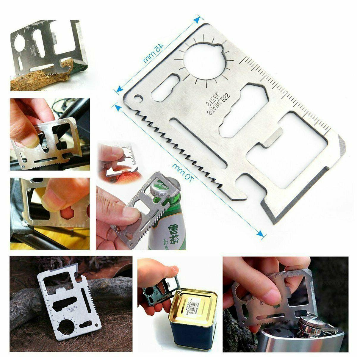 Outdoor Gear Kit Camping SOS Tools Set