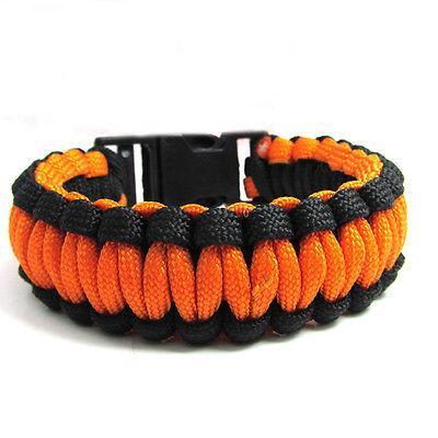 1pcs Bracelet Survival Climbing