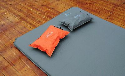 2 pad lightweight camping gear
