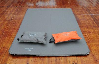 2 bag pad self inflating lightweight mat