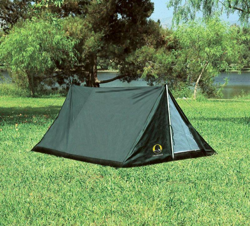 2 Scout Backpack Tent Survival Two Man
