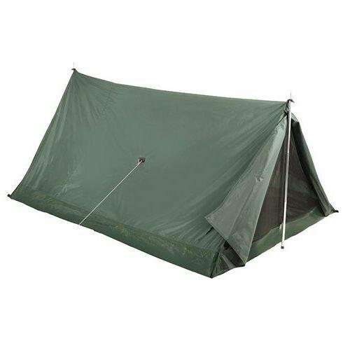 2 Person Lightweight Stansport Scout Tent Survival Gear Man