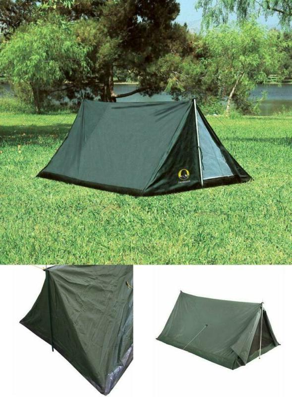 2 person lightweight scout backpack tent camping