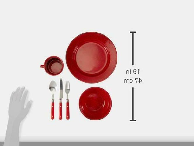 Coleman Enamel Dinnerware Set, - Camping Tailgating, Picnic