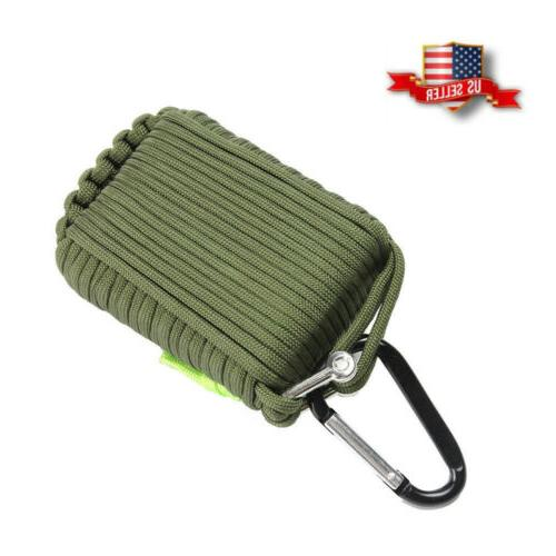 29 in 1 Emergency Camping Kit Equipment EDC Outdoor Tactical Gear Tool