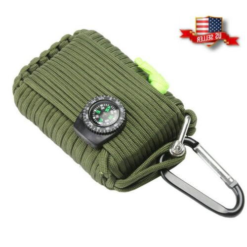 29 Camping Survival Fishing Tactical EDC Emergency Gear