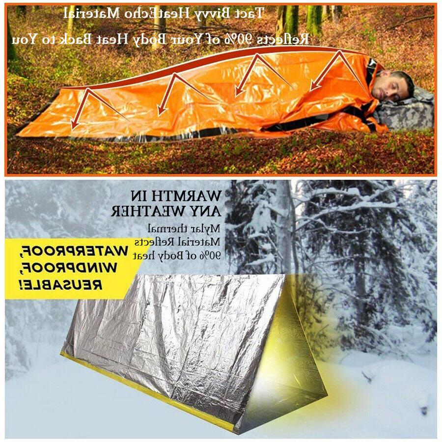 2Pcs Bag Outdoor Camping Gear For
