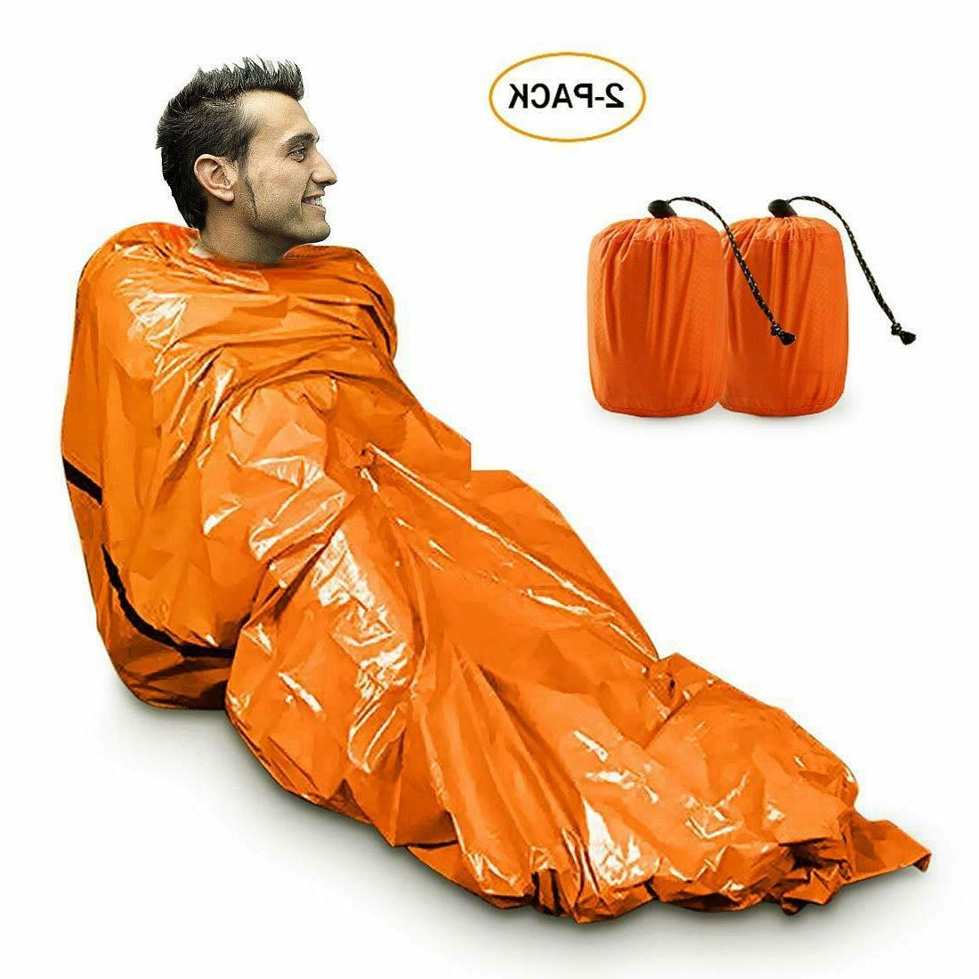 2Pcs Bag Outdoor Gear For Survival