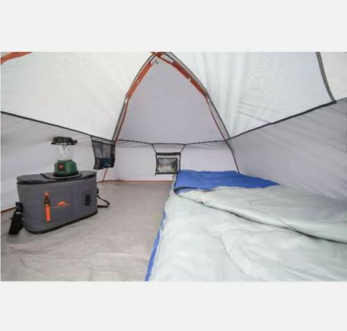 3 person camping dome tent