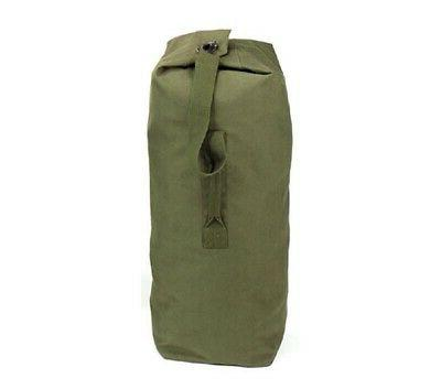 Rothco 3339 Olive Drab Top Load Canvas Duffle Bag 21 X 36