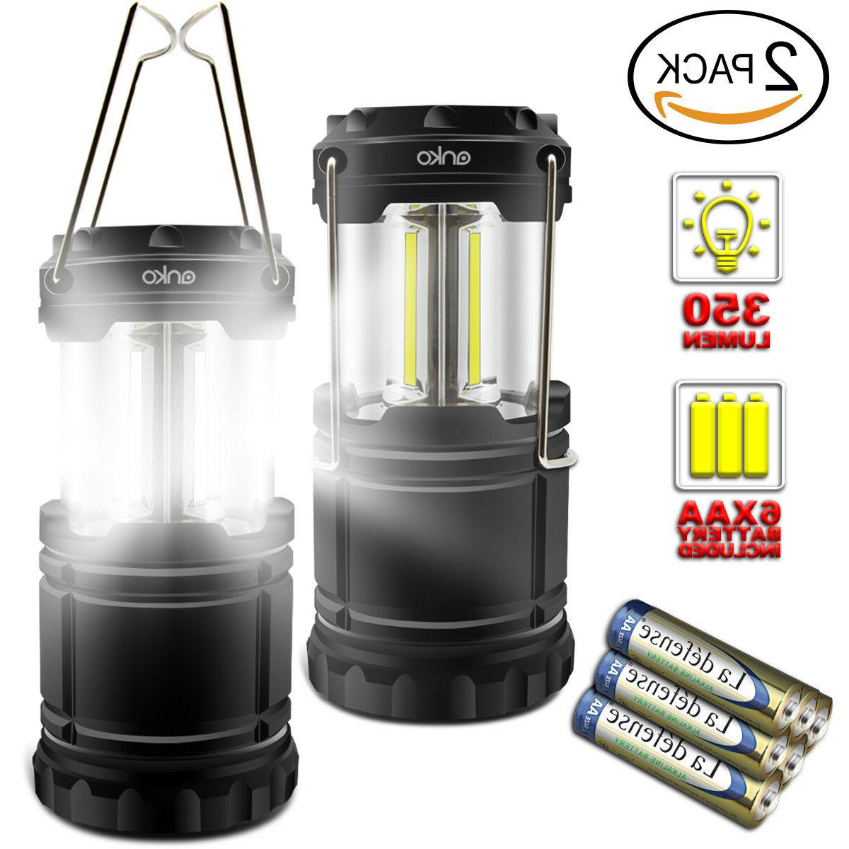 350 lumen cob camping equipment gear lights