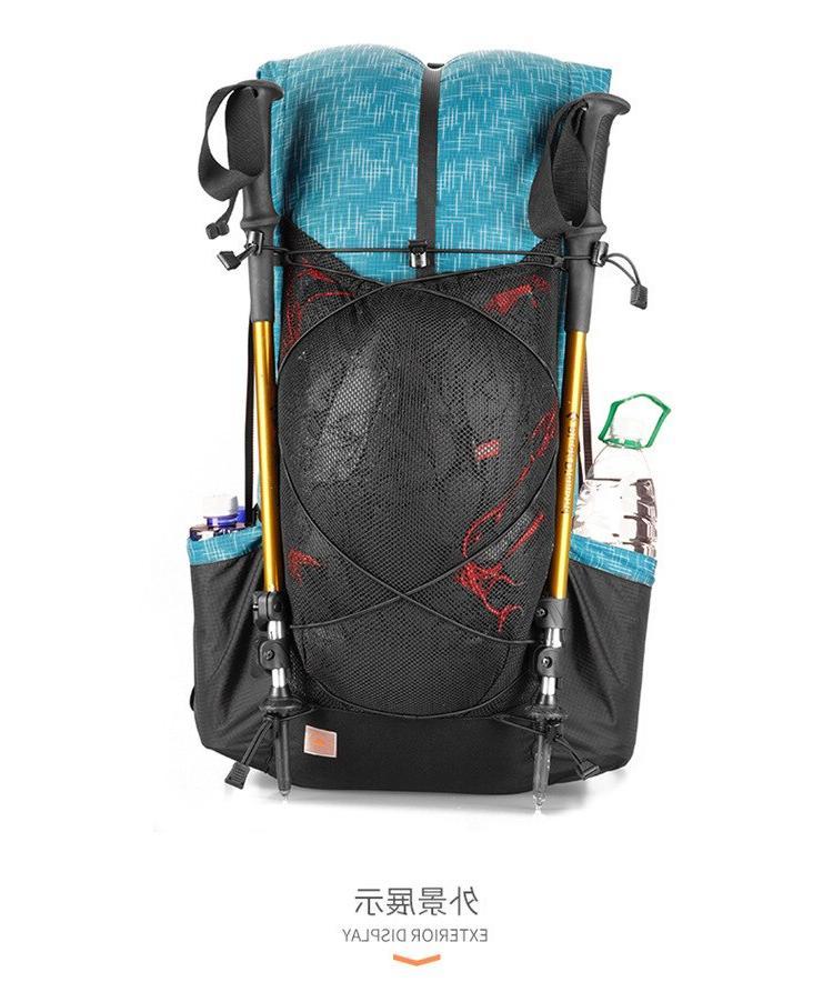 3F UL <font><b>Gear</b></font> Water-resistant Hiking Backpack Lightweight Pack Travel Trekking