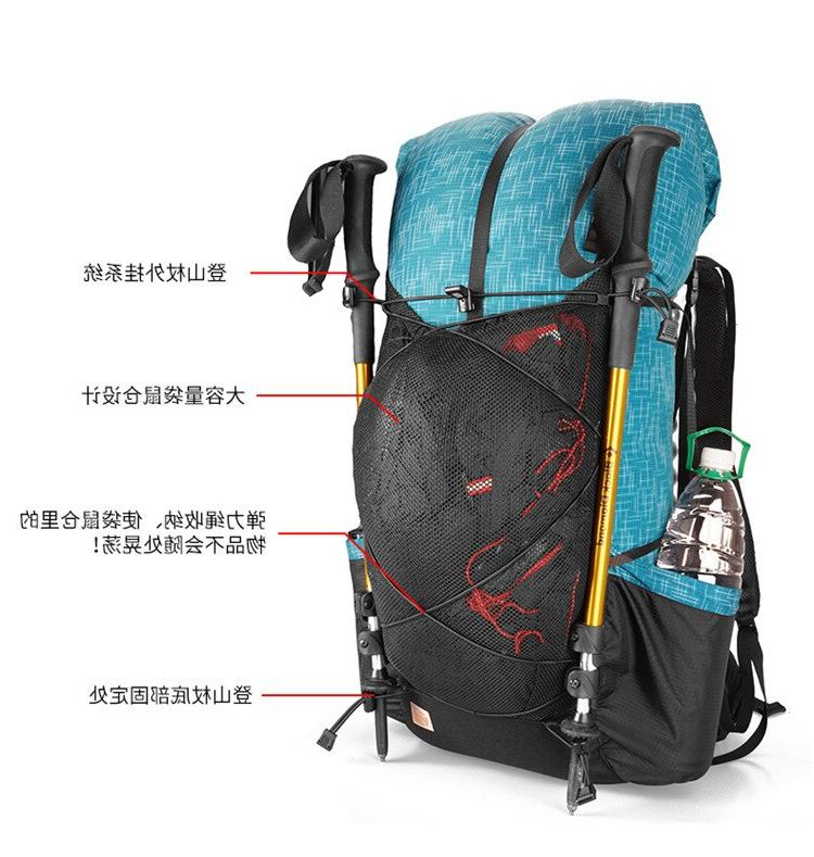 3F <font><b>Gear</b></font> Hiking Lightweight <font><b>Camping</b></font> Pack Mountaineering