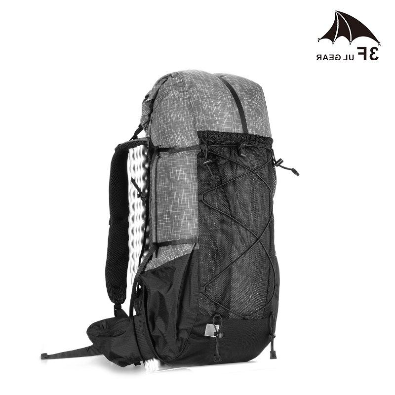 3F UL Capacity <font><b>Backpack</b></font> 45L Ultralight Hiking Lightweight Trekking <font><b>Camping</b></font>