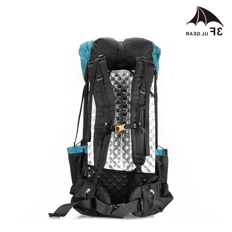 3F UL Capacity <font><b>Backpack</b></font> 45L Hiking Lightweight
