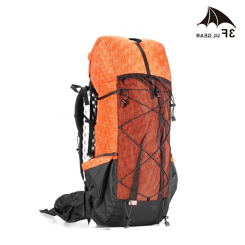 3F <font><b>Gear</b></font> Capacity <font><b>Backpack</b></font> Hiking Trekking