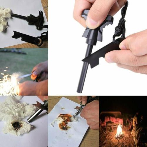 40 Camping Survival Kit Military Tactical Emergency