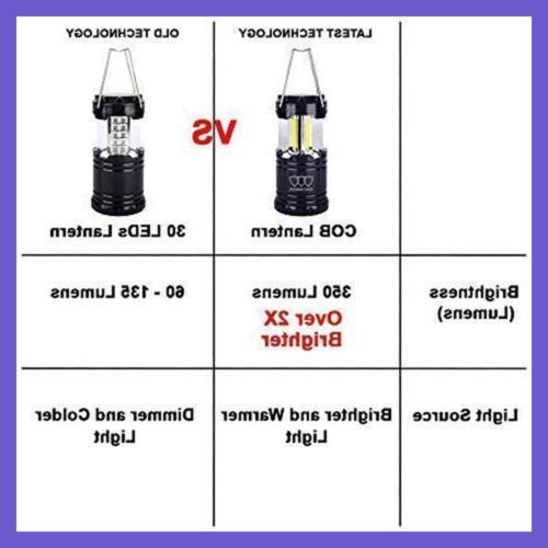4Pack Lantern 350 Equipment Gear Li